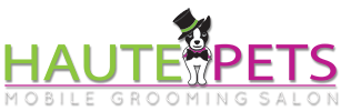 Haute Pet Mobile Grooming Logo